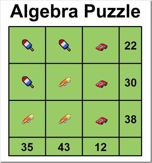 algebrapuzzle