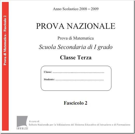 InvalsiMate2009