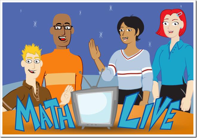 Math Live, matematica a fumetti