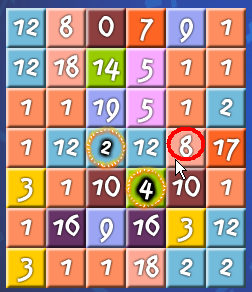 Il gioco dei tre numeri