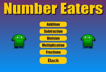 Divora i numeri, impara frazioni e operazioni