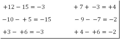 Acchiappa i numeri relativi e impara le somme algebriche