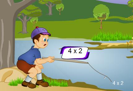 Non sai che pesci pigliare? Impara le tabelline!
