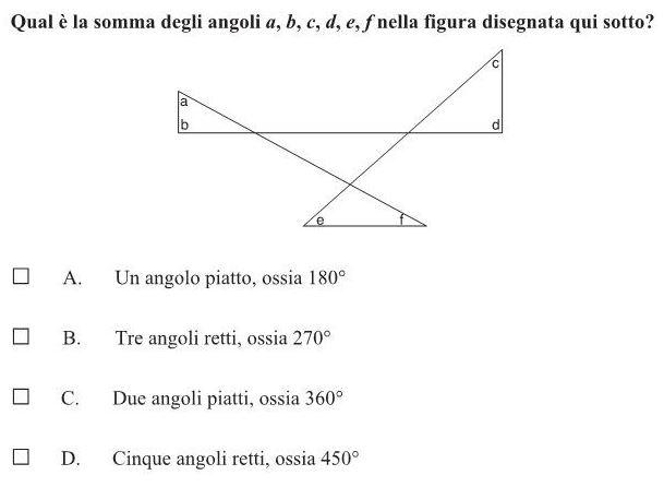 Soluzioni guidate prove Invalsi Matematica 2009