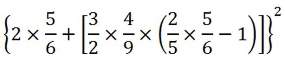 Traduci una frase in espressione matematica, problemi risolti