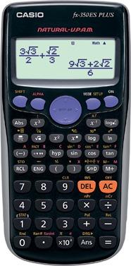 Una calcolatrice che scrive come un libro stampato