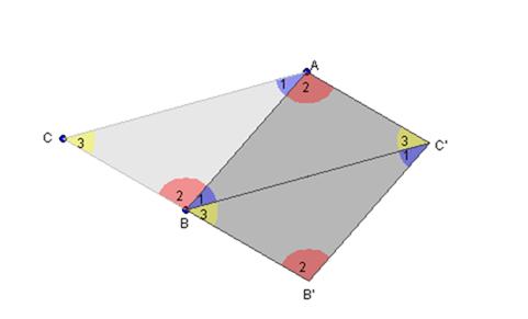 Somma degli angoli interni di triangoli e altri poligoni