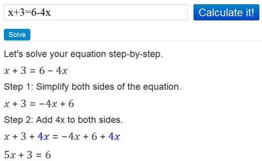 Come risolvere un'equazione, con tutti i passaggi