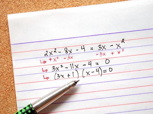 Solutore di equazioni di primo grado