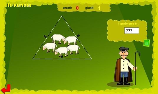 Impara il perimetro con il pastore