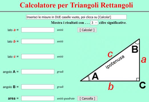 triancalc